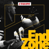 Logo of the podcast End Zone