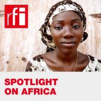Logo du podcast Spotlight on Africa - Côte d'Ivoire elections and the ICC in Kenya