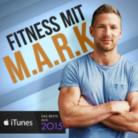 Logo of the podcast Fitness mit M.A.R.K. Podcast: Abnehmen | Muskelaufbau | Ernährung | Motivation