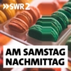 Logo of the podcast SWR2 am Samstagnachmittag