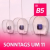 Logo of the podcast Sonntags um 11