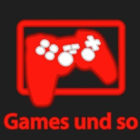 Logo of the podcast Games und so #195 (32:9)