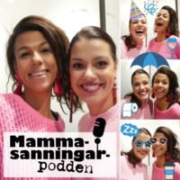 Logo of the podcast Mammasanningar-podden