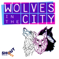 Logo du podcast #6 There's a new wolf in the city
