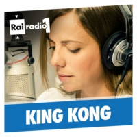 Logo of the podcast KING KONG del 23/08/2017 - Parte 1 - John Lee Hooker 100 anni