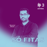 Logo of the podcast Só Fitas