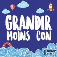 Logo du podcast Grandir moins con