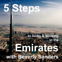 Logo du podcast 5 Steps to living and working in the Emirates