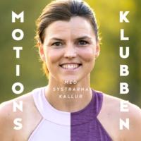 Logo of the podcast Motionsklubben - med systrarna Kallur