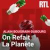 Logo du podcast On refait la planète