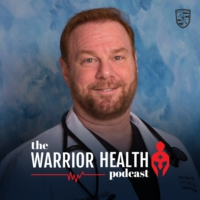Logo of the podcast WARRIOR HEALTH WITH DR. ADAM SPLAVER