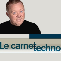 Logo of the podcast Carnet techno - 2010.04.23