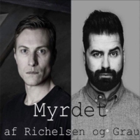 Logo of the podcast Myrdet af Richelsen & Grau