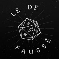 Logo of the podcast Le Dé Faussé