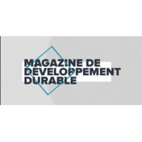 Logo of the podcast Magazine du développement durable