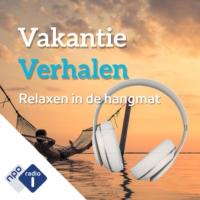 Logo of the podcast Vakantieverhalen - Relaxen in de hangmat