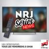 Logo of the podcast NRJ Séries News