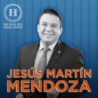 Logo of the podcast Jesús Martín Mendoza