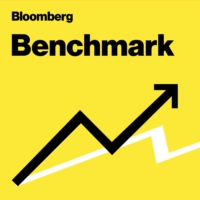 "Logo du podcast Bloomberg Presents ""What Goes Up"""