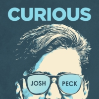 Logo of the podcast Curious with Josh Peck