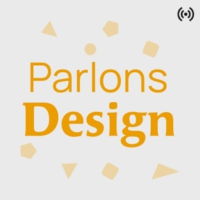 Logo of the podcast Les 10 commandements de Dieter Rams en UX design