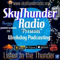 Logo of the podcast Skythunderradio livepodcast