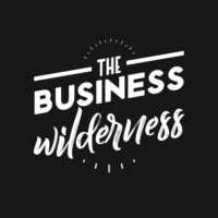 Logo du podcast The Business Wilderness: Kim Parnell discusses the world's first app building robot.