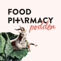 Logo du podcast Food Pharmacy-podden