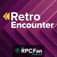 Logo du podcast 200 - The Retro Encounter Awards