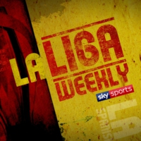 Logo of the podcast La Liga Weekly - 18th December