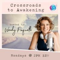 Logo du podcast Getting Through The Spiritual Clutter With Wendy Paquette