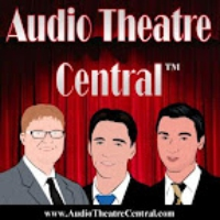 Logo of the podcast ATC123: Review of The Legends of Robin Hood from AIR Theatre & Sonic-Con Announcement