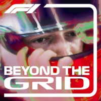 Logo of the podcast F1: Beyond The Grid