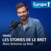 Logo of the podcast Les stories de Le Bret
