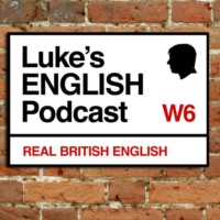 Logo du podcast 660. Using TV Series & Films to Improve Your English