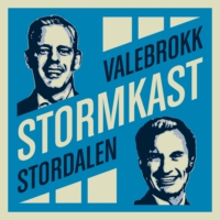 Logo of the podcast Stormkast med Valebrokk & Stordalen