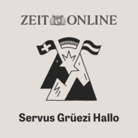 Logo of the podcast Servus. Grüezi. Hallo.