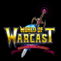 Logo of the podcast World of Warcast: A World of Warcraft Podcast