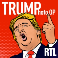 Logo of the podcast Teaser : Trump - Photo Op