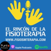 Logo of the podcast ERDF 108 El rincón de fisioterapia está de vuelta
