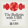 Logo of the podcast Monocle 24: The Bulletin with UBS
