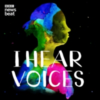 Logo of the podcast I Hear Voices