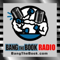 Logo of the podcast Sports Gambling Radio - By BangTheBook