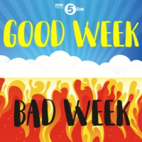 Logo of the podcast Peter Allan and Chloe Tilley's Good Week Bad Week