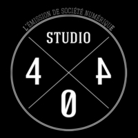 Logo du podcast Studio404 #40 / Juin 2016 : Web decentralise, devices, mode avion, transhumanisme
