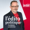 Logo of the podcast L'édito politique