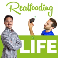 Logo of the podcast Realfooding Life