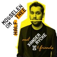 Logo of the podcast Mosselen om Half Twee