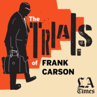 Logo of the podcast The Trials of Frank Carson