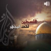 Logo of the podcast صوت -فلسطين تحت المجهر